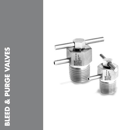 08 BLEED & PURGE VALVES - Product - Inox.Fit