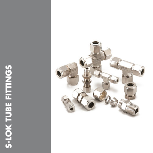 S-LOK TUBE FITTINGS - Product - Inox.Fit
